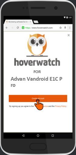 Android Whatsapp Keylogger For Advan Vandroid E1C Pro